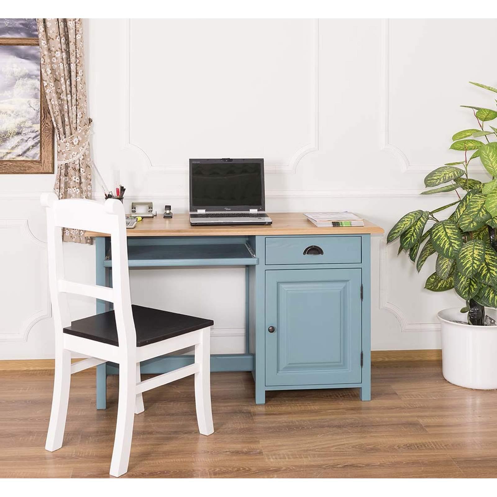 Schreibtisch Antik Look 2021