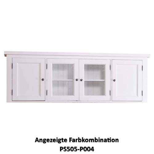 Landhaus Hängeschrank Glas 36891 Hängeschränke