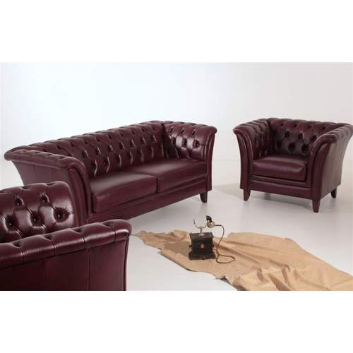 Chesterfield Sofa Norfolk - 2,5-Sitzer